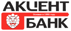 Логотип Акцент