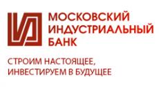 Логотип Московский Индустриальный Банк