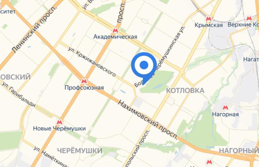 """Обложка объекта """"Большая Черемушкинская, 25"""""""