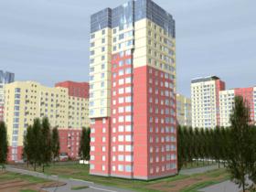 """Обложка объекта """"Центральный"""""""