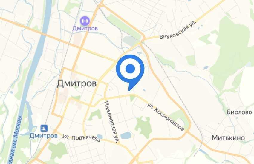 """Обложка объекта """"Дмитров Сити"""""""