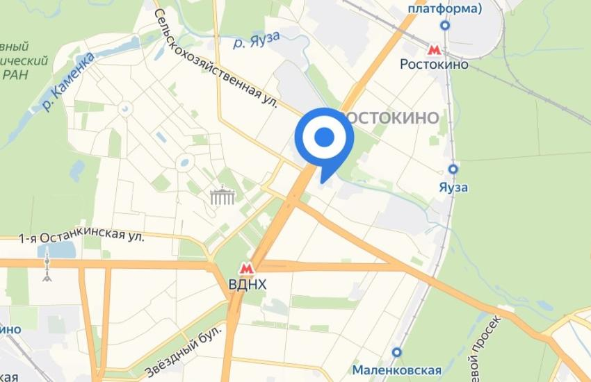 """Обложка объекта """"на проспекте Мира 186А"""""""