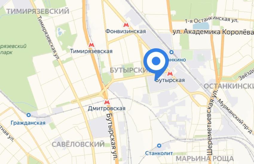 """Обложка объекта """"на ул. Руставели"""""""