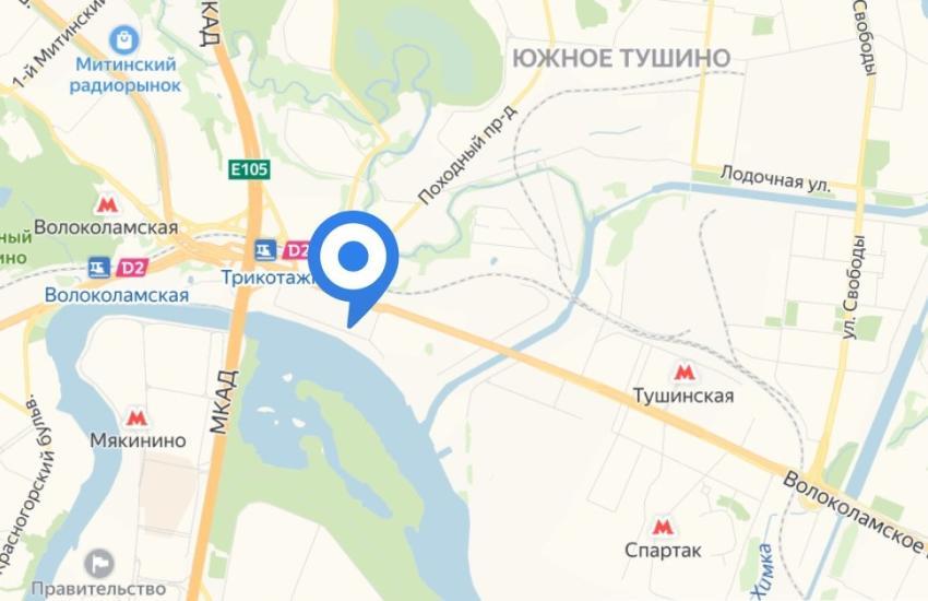"""Обложка объекта """"Волоколамское шоссе вл. 93-97"""""""