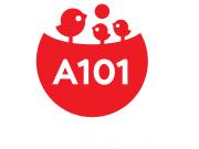 Логотип А101 Девелопмент