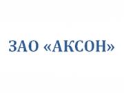 Логотип Аксон