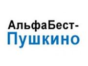 Логотип АльфаБест-Пушкино