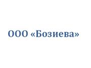 Логотип Бозиева