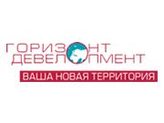 Логотип Горизонт Девелопмент