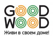 Логотип Гуд Вуд (Good Wood)