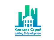 Логотип Контакт Строй