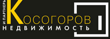 Логотип Косогоров и Партнеры. Недвижимость
