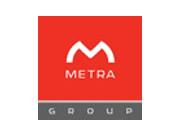 Логотип Метра Групп