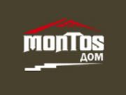 Логотип Монтос-Дом