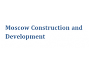 Логотип Moscow Construction and Development