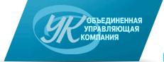 Логотип Объединенная управляющая компания