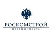 Логотип Роскомстрой Недвижимость