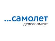 Логотип Самолет Девелопмент