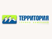 Логотип Территория