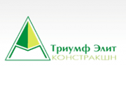 Логотип Триумф Элит Контракшн ИНК