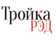 Логотип Тройка РЭД