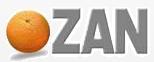 Логотип ZAN