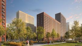 """Обложка новости """"Cтарт продаж квартир в строениях 2.1 и 2.2 проекта «Мякинино парк»"""""""