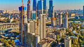 """Обложка новости """"Самую высокую жилую башню в Европе построят в рамках проекта «Большой Сити» в Москве"""""""