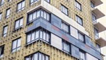 """Обложка новости """"ГК «Основа» приступила к облицовке фасада ЖК «Гоголь парк»"""""""