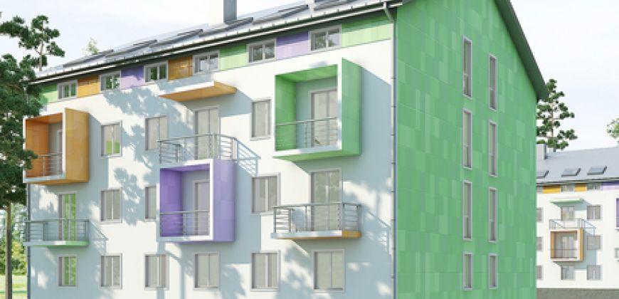 Так выглядит Жилой комплекс Аборино - #172511290