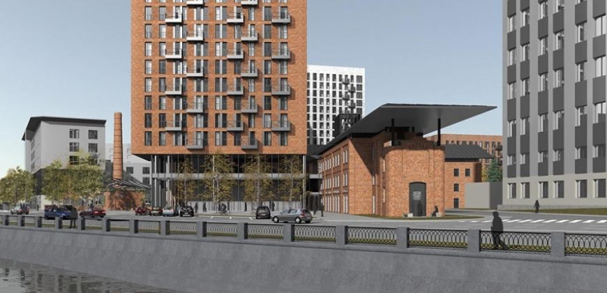 Так выглядит Жилой комплекс AFI Residence Paveletskaya - #1238948644