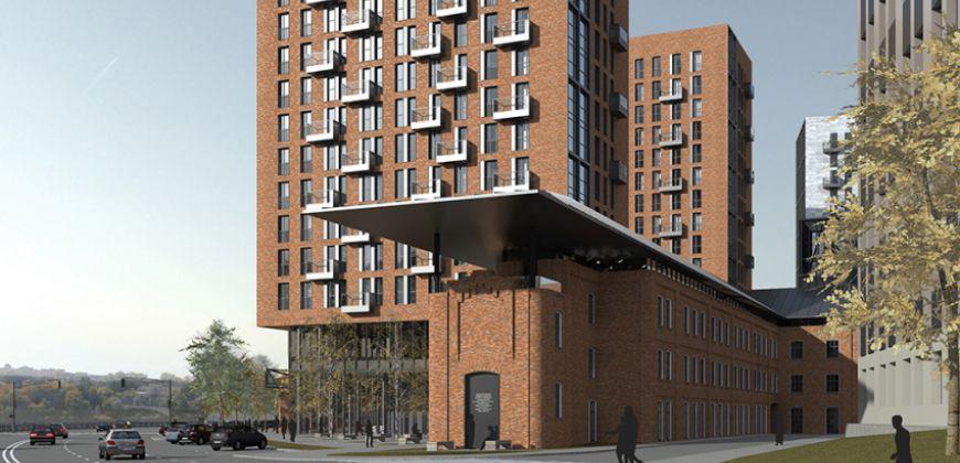 Так выглядит Жилой комплекс AFI Residence Paveletskaya - #1895052033