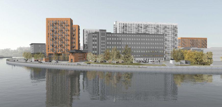 Так выглядит Жилой комплекс AFI Residence Paveletskaya - #1793372100