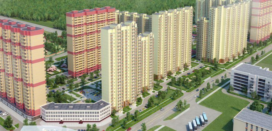 Так выглядит Жилой комплекс Алексеевская роща - #1373755244
