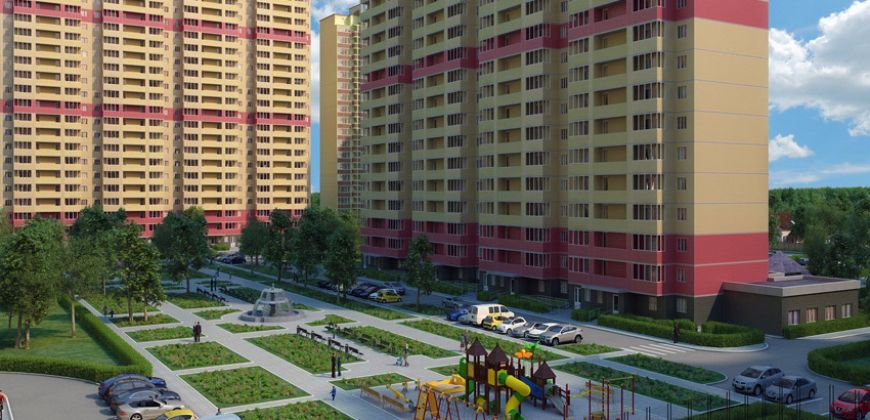Так выглядит Жилой комплекс Алексеевская роща - #335336593