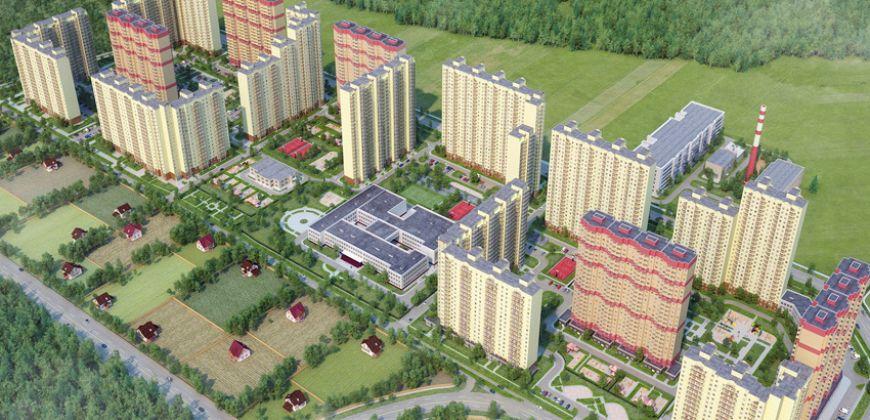 Так выглядит Жилой комплекс Алексеевская роща - #699556724