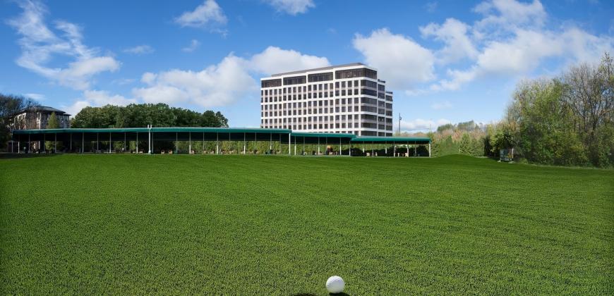 Так выглядит Жилой комплекс Ambassador Golf Club Residence - #1224658243