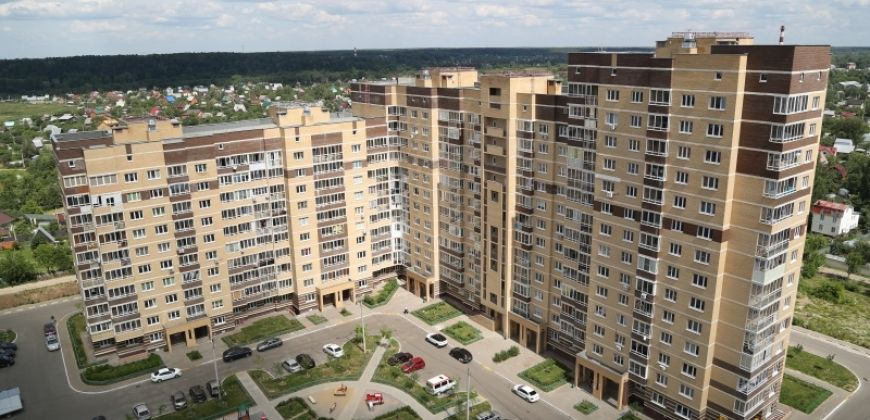 Так выглядит Жилой комплекс Аничково - #907268518
