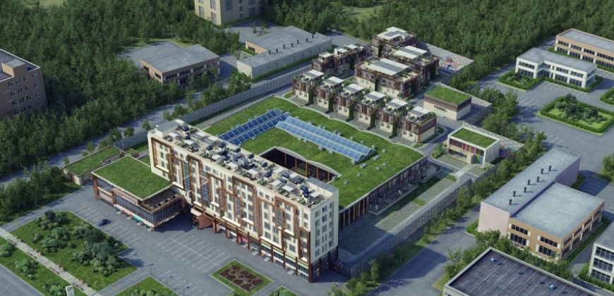 Так выглядит Жилой комплекс Apartville (Апартвилль) - #452422179