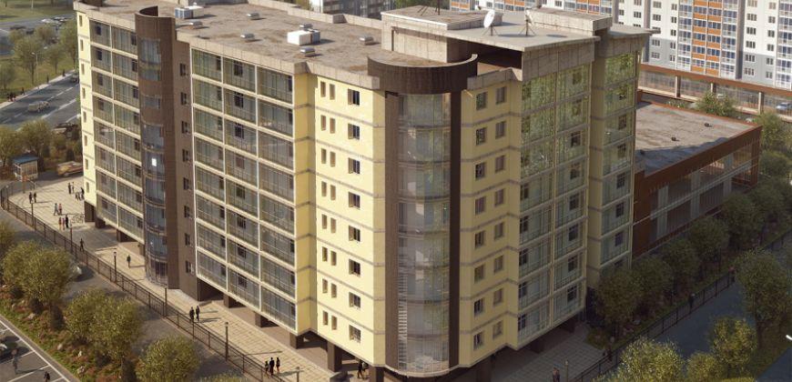 Так выглядит Жилой комплекс Атлетик Хаус - #2137717477