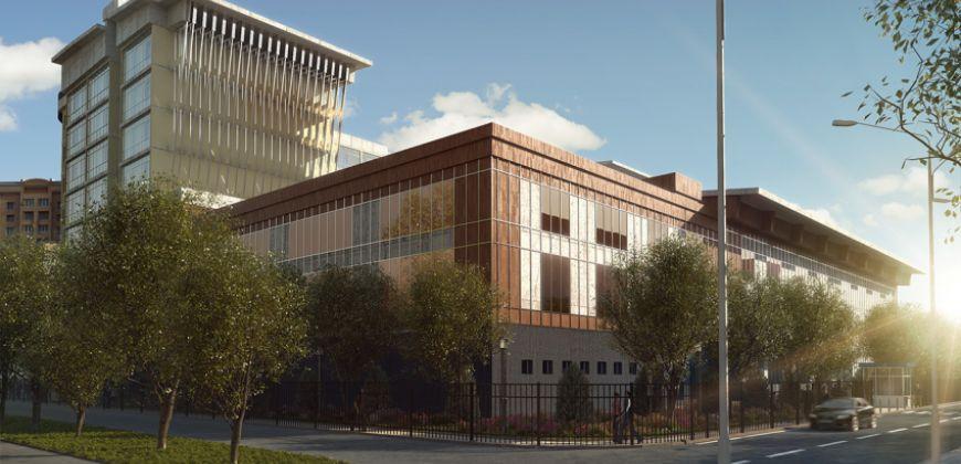 Так выглядит Жилой комплекс Атлетик Хаус - #1577519750