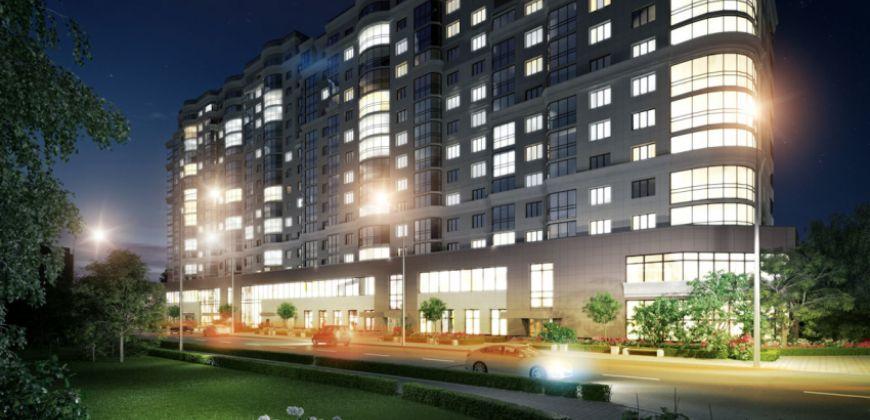 Так выглядит Жилой комплекс Авеню - #2123745703