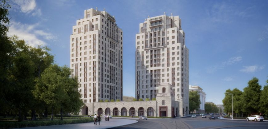 Так выглядит Жилой комплекс Barkli Residence (Баркли Резиденс) - #450397553