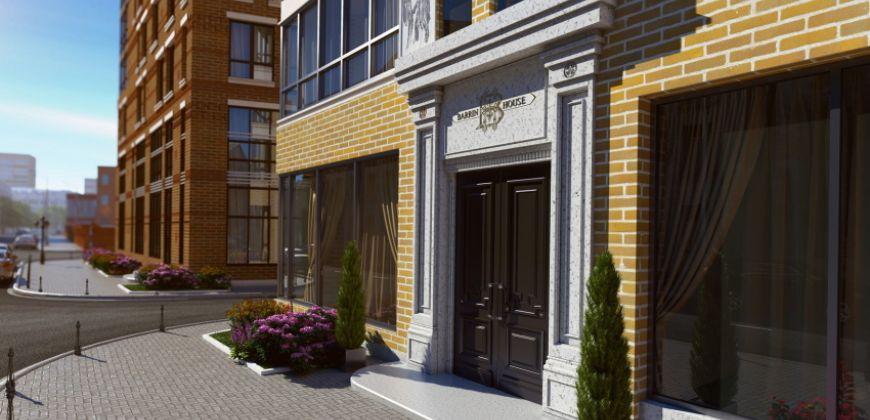 Так выглядит Жилой комплекс Barrin House (Баррин Хаус) - #498976648