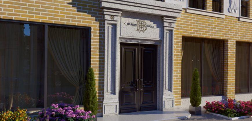 Так выглядит Жилой комплекс Barrin House (Баррин Хаус) - #2146143466