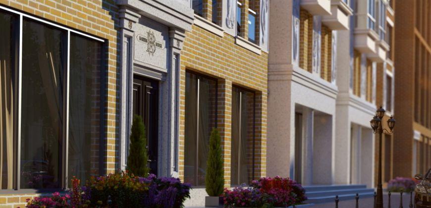 Так выглядит Жилой комплекс Barrin House (Баррин Хаус) - #2140117433