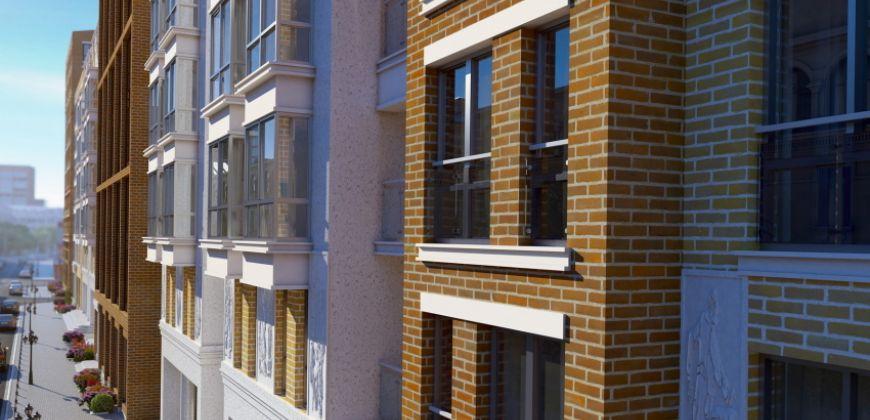Так выглядит Жилой комплекс Barrin House (Баррин Хаус) - #1644529771