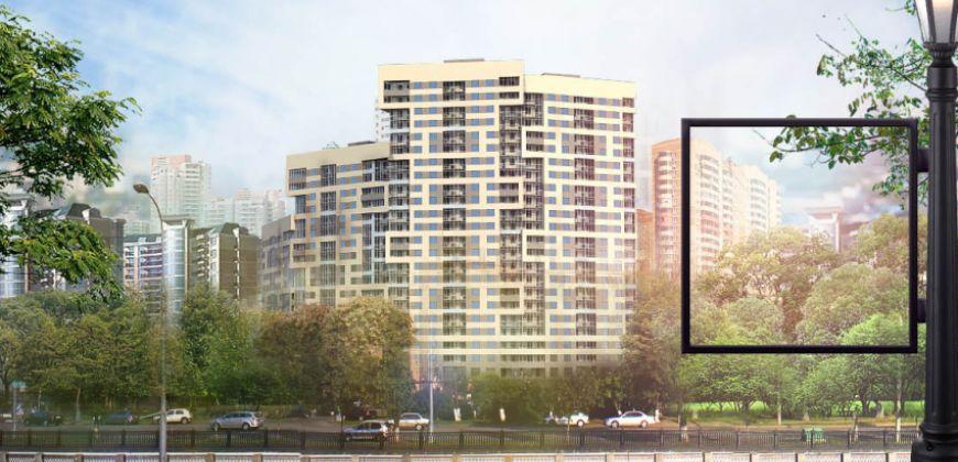 Так выглядит Жилой комплекс Белый парк-2 - #1200134083