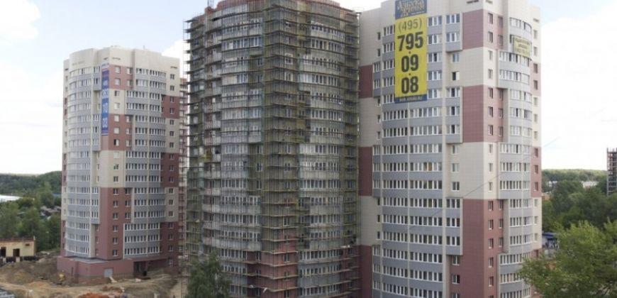 Так выглядит Жилой комплекс Берег Скалбы - #1652293702