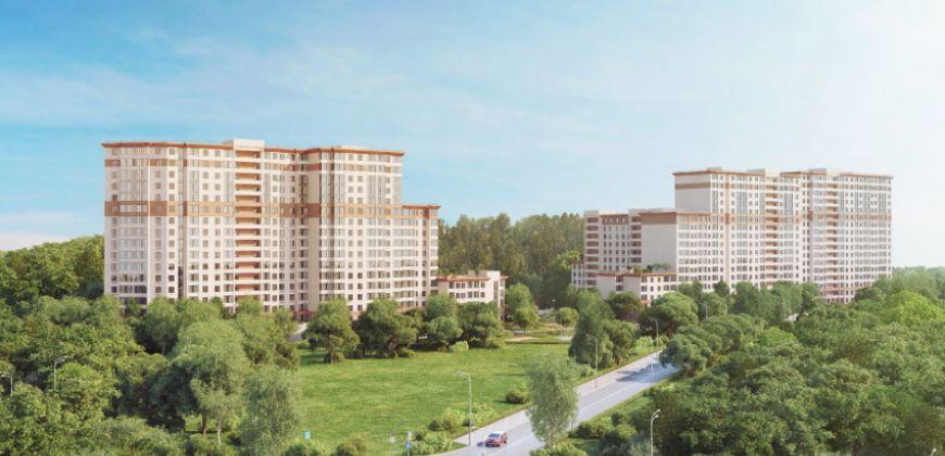 Так выглядит Жилой комплекс Битцевские холмы - #959190117